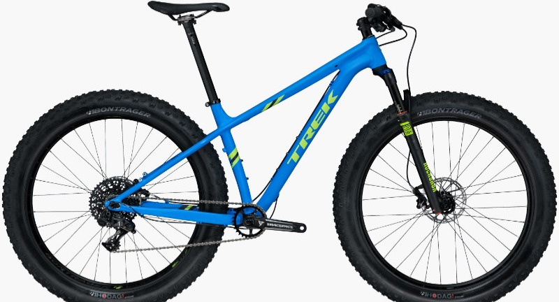Trek Farley 9 Demo Bike