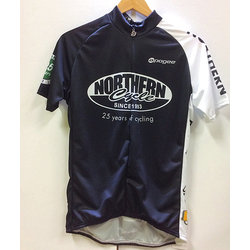 Northern Cycle 25th Anniversary B&B Unisex Jersey