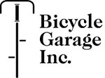 Bicycle Garage Inc. Logo