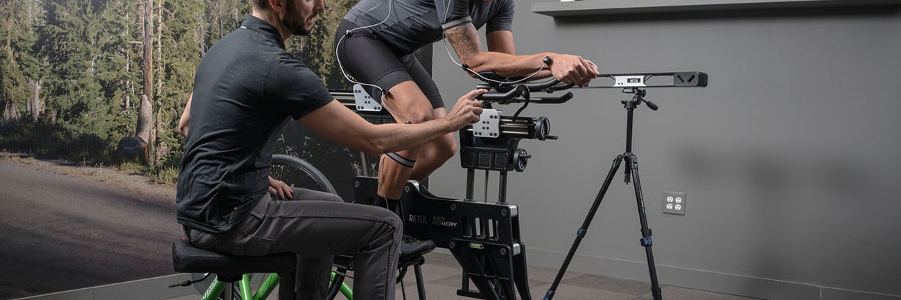 bicycle fitting service