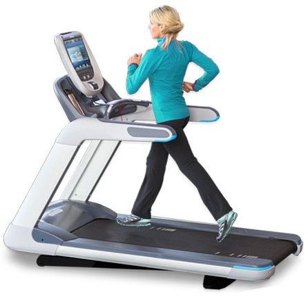 Quality treadmills at Valley Cycling and Fitness!