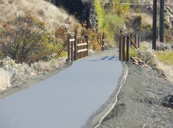 Valley Cycling and Fitness, Yakima Greenway