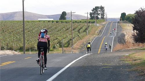Valley Cycling and Fitness, Wine Country Trek