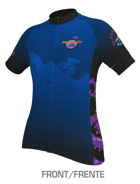 East Coasters 2019 Bontrager Custom Women's Semi-Fitted Jersey