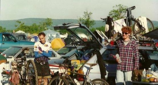 24 Hours of Canaan mountain bike race, 1996