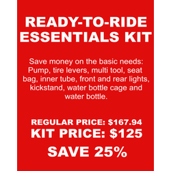 East Coasters Ready to Ride Kit