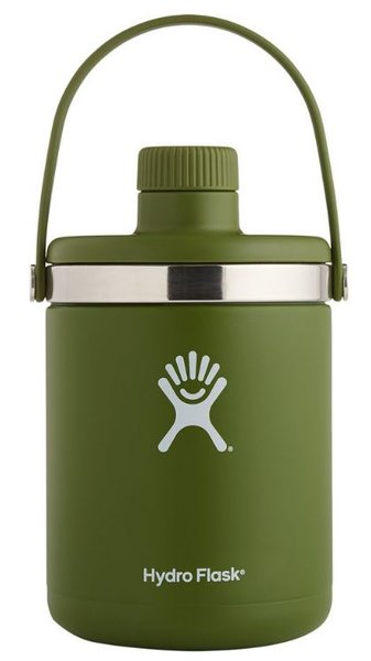 HydroFlask 64 oz Oasis Color: Olive