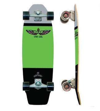 "Carver Skateboards Flying Manta 31.5"" C-7"