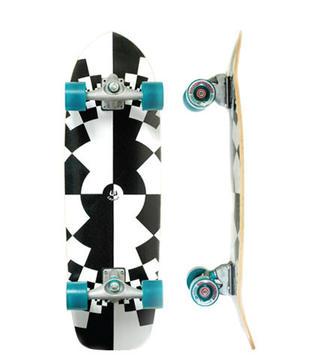 "Carver Skateboards Fraktal 33"" C-7"