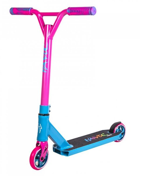 Havoc Mini Scooter Color: Pink