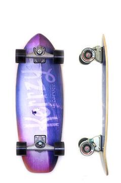 "Carver Skateboards Kerr Snapper 28"" C-7"