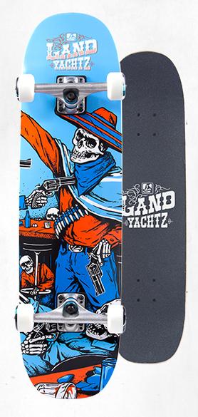 """Landyachtz Loco 33 (33""""x 8.6"""" Deck Only)"""