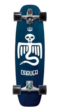 "Carver Skateboards Point Break 33.75"" C7 Complete"