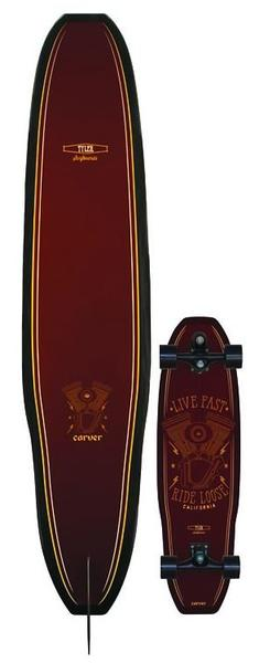 "Carver Skateboards Riddler 35.5"" C-7 Skateboard"