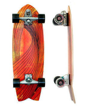 "Carver Skateboards Swallow 29"" C-7"
