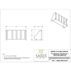 Saris Grid Rack