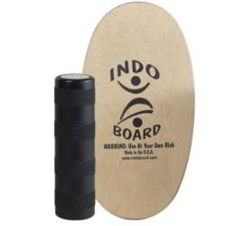 Indo Board Mini Original Natural with Roller