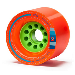 Orangatang Kegel, 80mm Wheels (4)