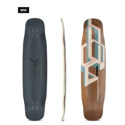 Loaded Longboards Basalt Tesseract Deck