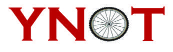 Y Not Cycling Logo