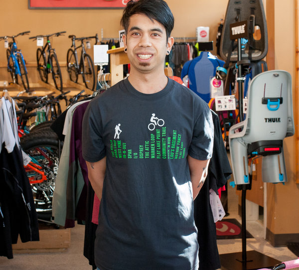 T-Shirt - McIntosh Run Watershed Association M