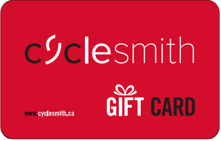 Cyclesmith e-Gift Cards