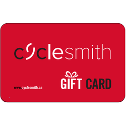 Cyclesmith Gift Cards