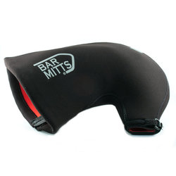 Bar Mitts Pogies Road Bike Internal Cables