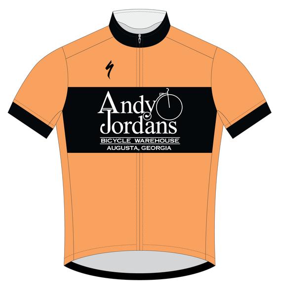 Andy Jordan's RBX Sport Jersey