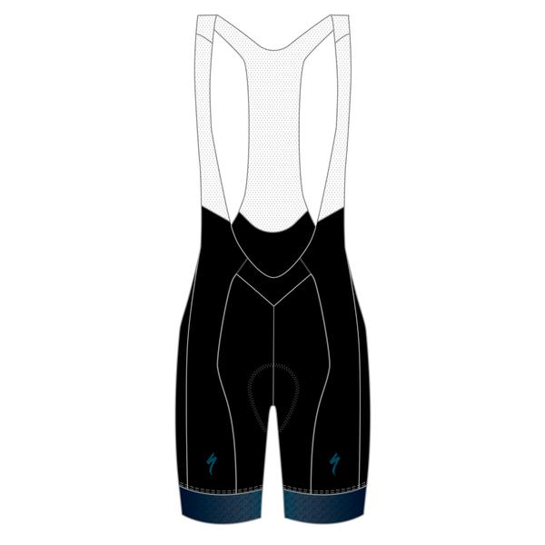 Andy Jordan's Blue Steel SL Expert Bib Short