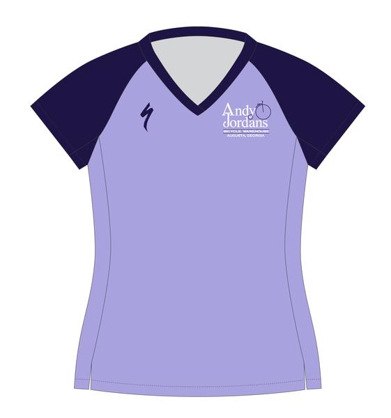 Andy Jordan's Andorra Sport Women's Jersey