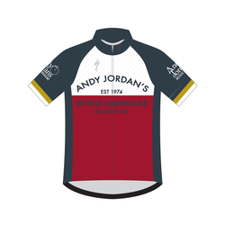 Andy Jordan's Throwback SL Expert Jersey