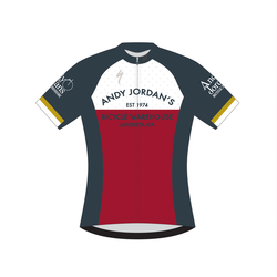 Andy Jordan's Throwback SL Expert Women's Jersey