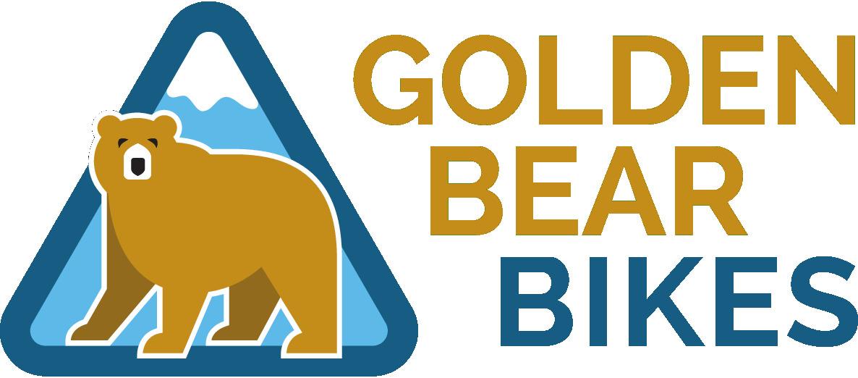 Golden Bear Bikes logo