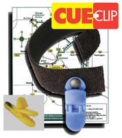 CueClip CueClip Map Holder