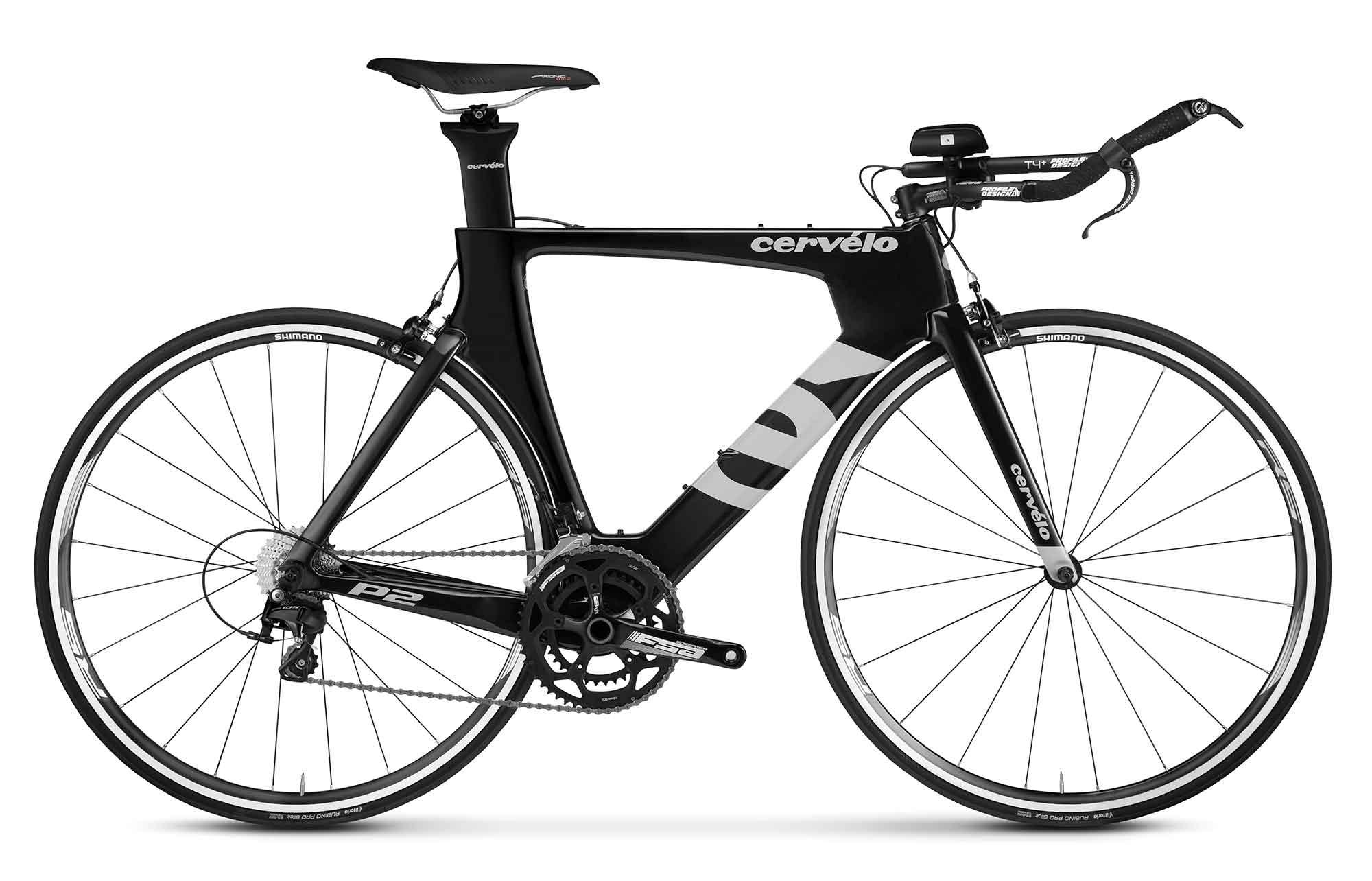 Cervelo P2 Triathlon/Time Trial Bike