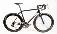 Parlee knows how to make fast bikes!