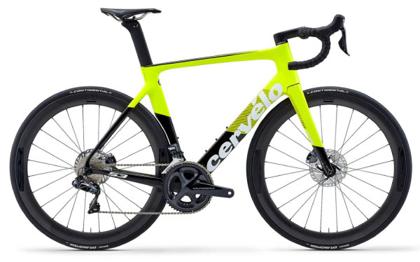 Cervelo Aero Road Bike S-Series