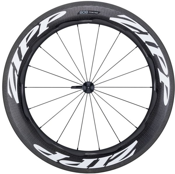 808 Firecrest Carbon Clincher Rim-Brake Front Wheel