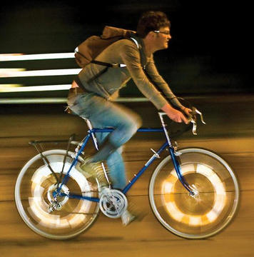 Cyclelogical Reflective Spokes