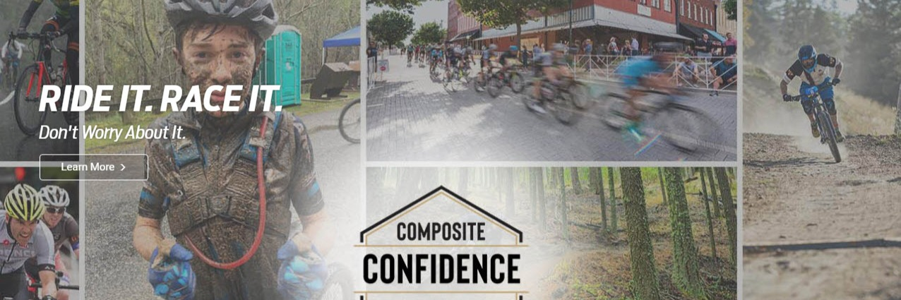 Carbon confidence with Giant Bicycles