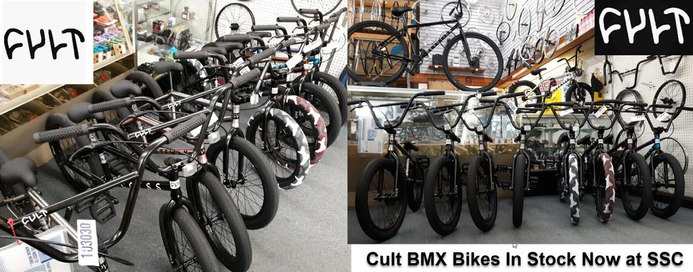Cult BMX Bikes