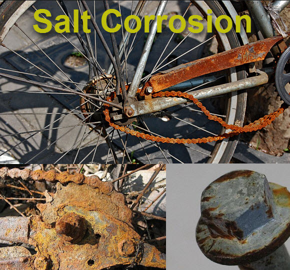 Keep Your Bicycle Rust FREE!