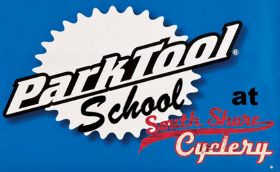 Park Tool School at South Shore Cyclery