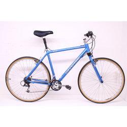 Cannondale Vintage Cannondale Cad 2 Silk Path 900 Hybrid Sachs LX 20'' 700c Head Shok Bike