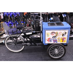 Ice Cream Bike Cargo Bike Bicycle Truck Trike 3 Wheeler Cooler