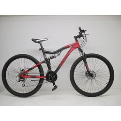 Iron Horse Red and Black Iron Horse Warrior 3.2