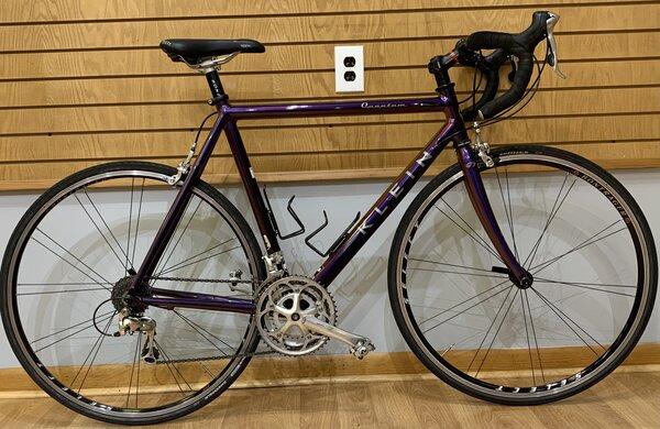 Consignment Klein Quantum Road Bike 56cm