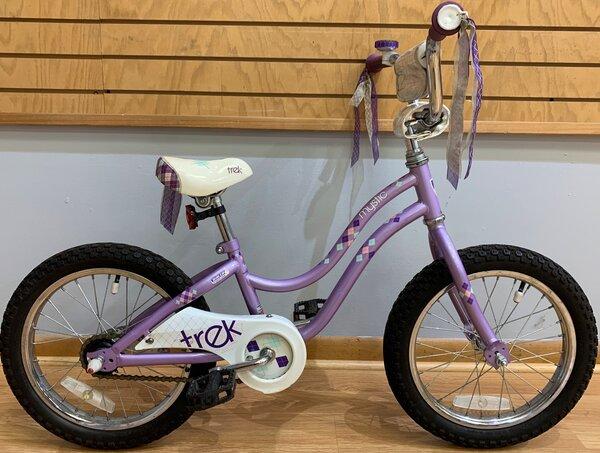 "Used Trek Mystic 16"" Kids Bike"
