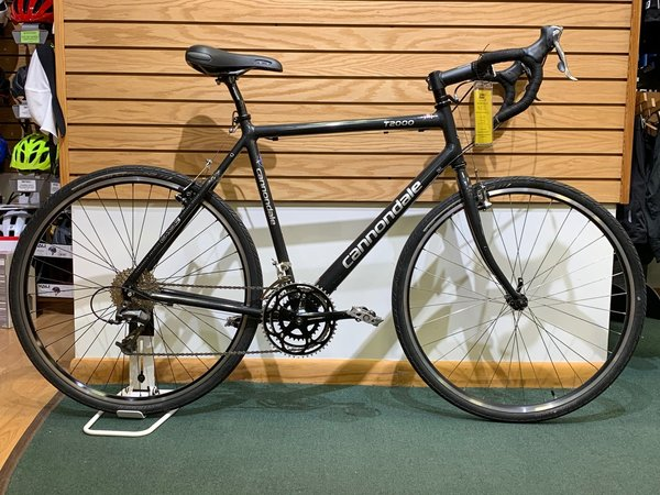 Used Cannondale T2000 Touring Bike XL